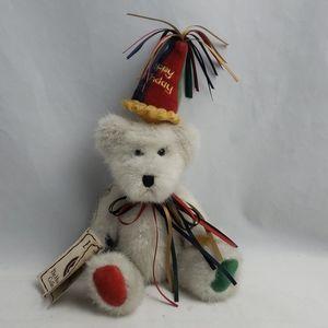 Boyd's Bear Happy B Day birthday bear, #903057
